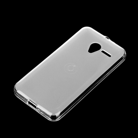 VDF POUZDRO JELLY CASE SMART SPEED 6 - CLEAR WHITE