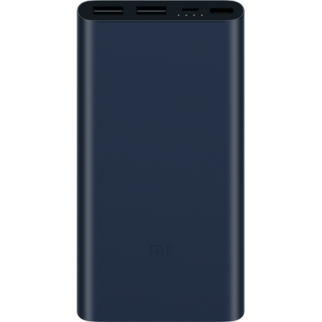 POWERBANK XIAOMI MI 2S QC 3.0 10000MAH - BLACK