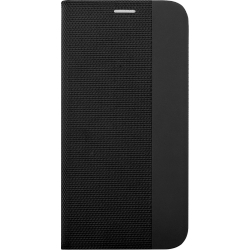 POUZDRO FLIPBOOK DUET HUAWEI P SMART 2021 - BLACK