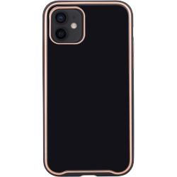 POUZDRO GLASSCASE IPHONE 12 MINI - BLACK